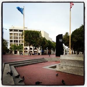 UN Plaza, SF
