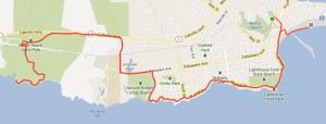 Big Kahuna Triathlon - Run